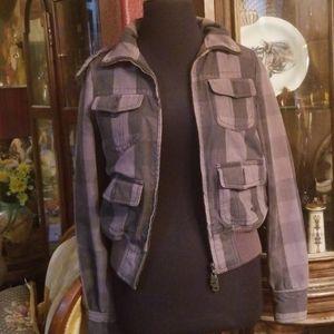 Roxy Bomber Style Coat